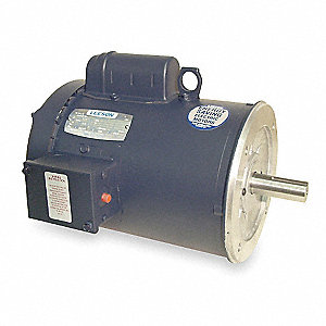 2 HP 50 Hz Motor,Capacitor-Start,1440 Nameplate RPM,220 Voltage,Frame 182TC