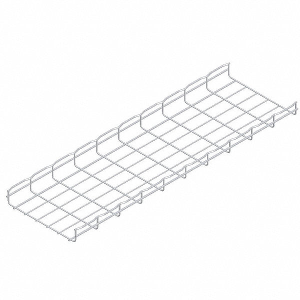 cablofil 10 ft  steel wire mesh cable tray  29 48 lb  per
