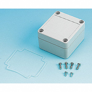 Enclosure,2-23/64 In. W,1-37/64 In. D