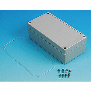 Enclosure,3-23/64 In. W,2-5/32 In. D