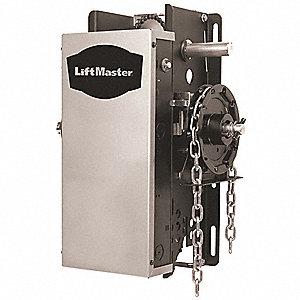 Liftmaster Commcl Door Opener Hoist Rgt Max H 14 Ft