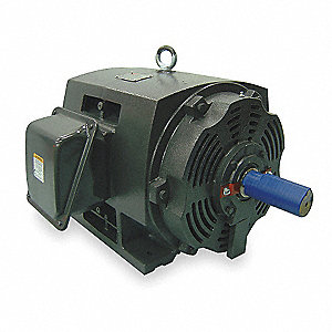 50 HP General Purpose Motor,3-Phase,3560 Nameplate RPM,Voltage 230/460,Frame 324TS