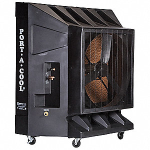 Portable Evaporative Cooler,10,100 cfm