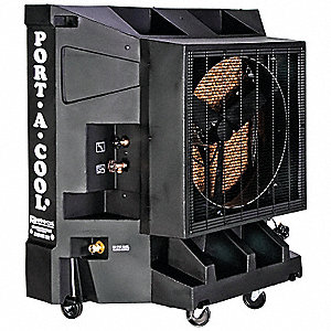 Portable Evaporative Cooler,6700 cfm