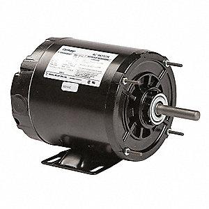 Century 1 3 hp belt drive motor split phase 1725 for 1 4 hp 3 phase motor