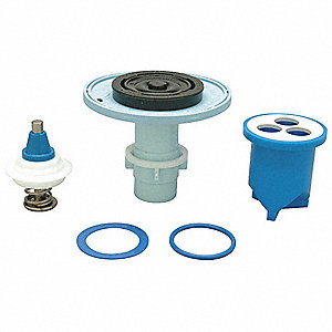 Urinal Rebuild Kit, For Use With Aquaflush Flush Valves, For Use With Grainger Item Number 25CH58, 3