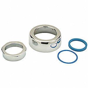 ESCUTCHEON AND COUPLING ASSEMBLY,1