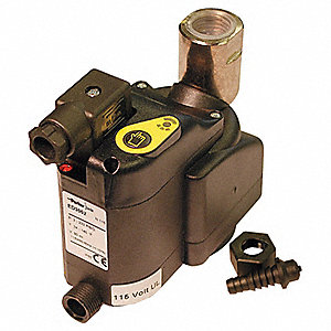 "115V Electronic Zero Loss Condensate Drain&#x3b; Inlet/Outlet: 3/8"" NPT"