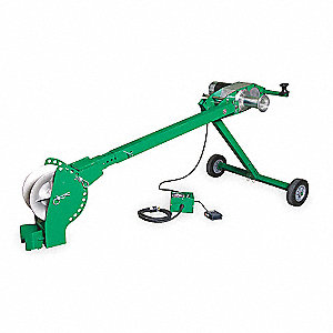 Greenlee Portable Cable Puller 4000 Lb Cap 4hea1 Ut 4