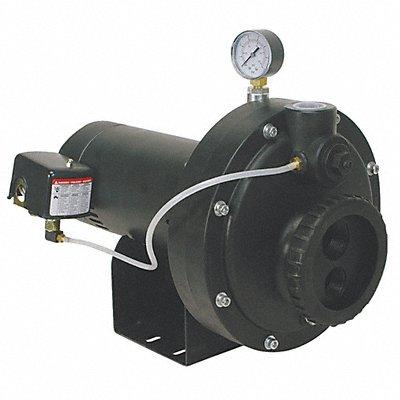 4HEZ7 - Convertible Jet Pump Plastic 1 1/2 HP