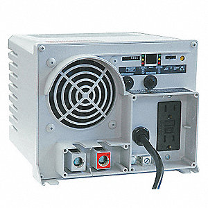 Battery Charger/Inverter, 115VAC, 750W