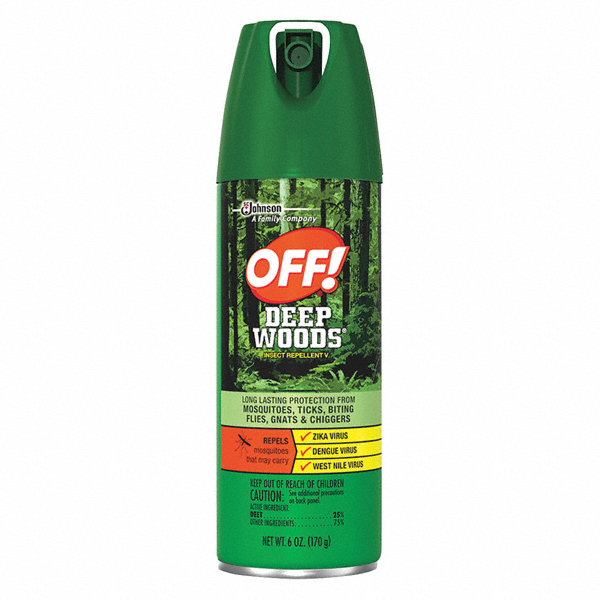 Off 25 00 Deet Outdoor Only Insect Repellent 6 Oz