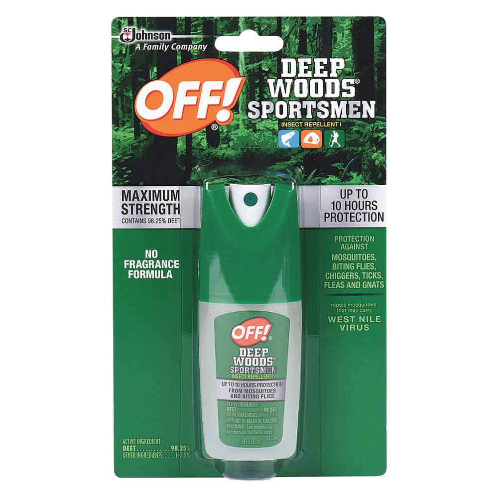 Off Insect Repellent Liquid Spray 1