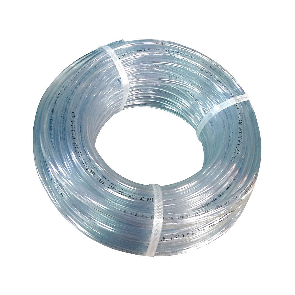 GRAINGER APPROVED PVC Tubing, SAE, 1/2\