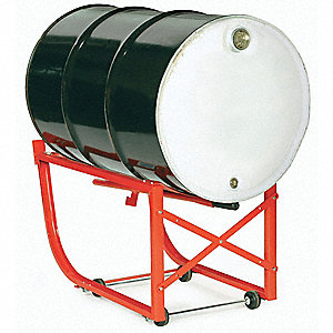Drum Cradle,24 In. H,23 In. W,36 In. D