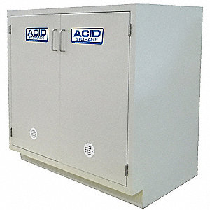 Acid Cabinet, 36in W