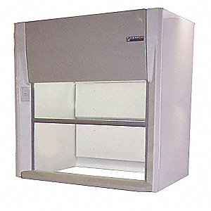 Vented UniFlow LE Fume Hood,48x72x30 In