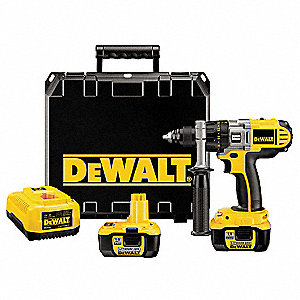"18V XRP Li-Ion 1/2"" Cordless Drill/Driver Kit, Battery Included"