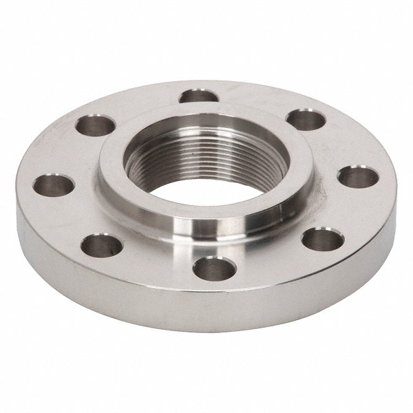 Grainger Approved Forged 316 Stainless Steel Threaded