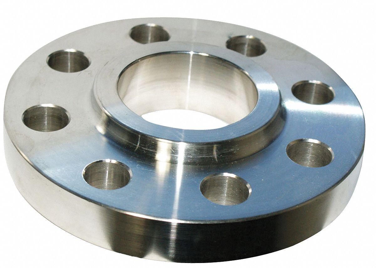 Forged 304 Stainless Steel Slip-On Flange, Slip On, 1/2