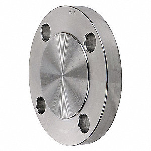 Blind Flange,Forged,2 In,304 SS