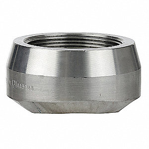 304 Stainless Steel Threaded Outlet, FNPT, 2