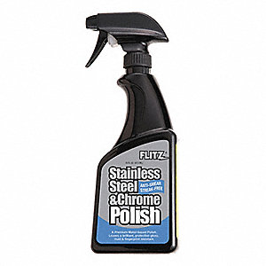 16 oz. Metal Polish, 1 EA