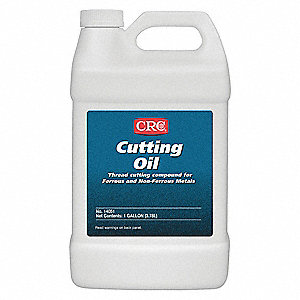 Cutting Oil,1 gal,Bottle