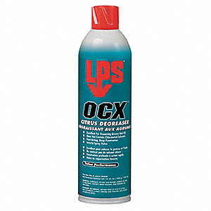 Unscented Citrus Degreaser, 20 oz. Aerosol Can