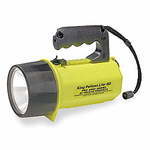 Lantern, Xenon, Plastic, Maximum Lumens Output: 249, Yellow, 9.37""