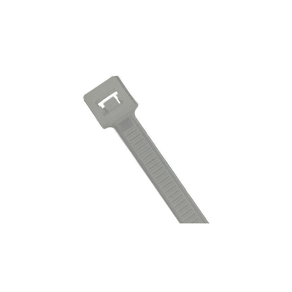 POWER FIRST Cable Tie,Standard,48.40in.,Natural,PK50 - 36J179|36J179 ...