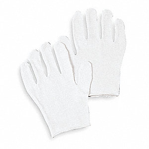 Reversible Gloves,Cotton,Women's,PK12