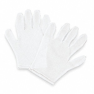Reversible Gloves,Poly,Women's L,PK12