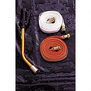 ORANGE SUPPLY HOSE FOR DECON WAND
