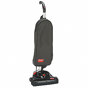"2-1/4 gal. Capacity Bagged Upright Vacuum with 15"" Cleaning Path, 115 cfm, 9.4A Amps"