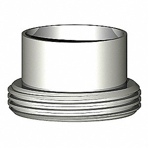Ferrule, 304 Stainless Steel, Male Acme Thread Connection Type