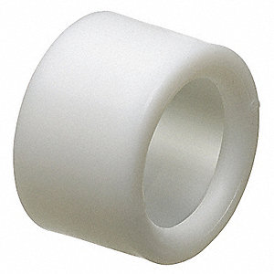 "Insulating Bushing, Non-Metallic, 2-1/2"" Conduit Size, 1-7/32"" Overall Length"