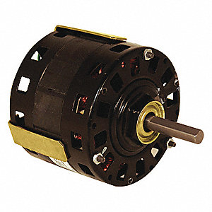 1/6 HP OEM Replacement Motor, Shaded Pole, 1000 Nameplate RPM, 115 VoltageFrame 42Y