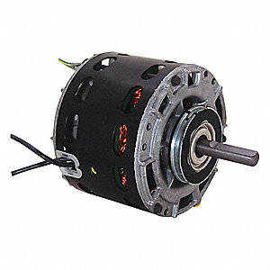 1/8 HP OEM Replacement Motor, Shaded Pole, 1050 Nameplate RPM, 115 VoltageFrame 42Y