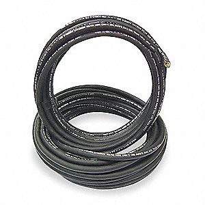 Portable Cord, 16 AWG Wire Size, Number of Conductors: 2, 25 ft. Spool Length
