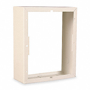 Mounting Frame,Surface 3 7/8 In,Bronze