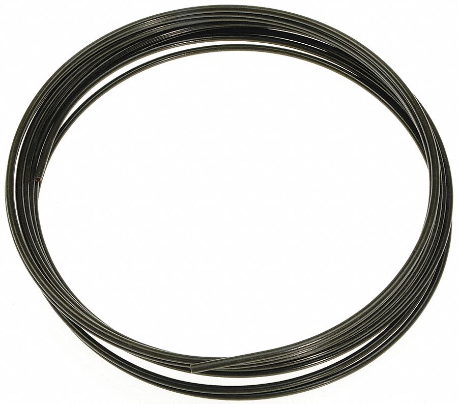 Brk Line Coil, Thrd Sz 3/16 In O.D, 25 Ft