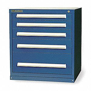 Cabinet Pedestal,30 X 28 3/4 X 33H,Blue
