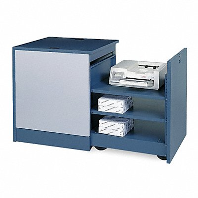 4KG38 - Base with Printer Stand 30 x 27 x 30 In