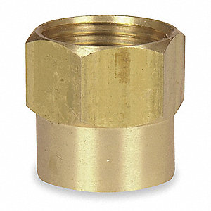 HOSE TO PIPE ADAPTER,DOUBLE FEMALE
