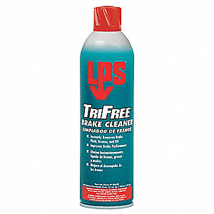 Brake Cleaner and Degreaser;Aerosol Can;20 oz.;Non Flammable;Non Chlorinated