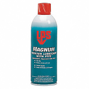 Premium Lubricant, 16 oz. Container Size, 11 oz. Net Weight