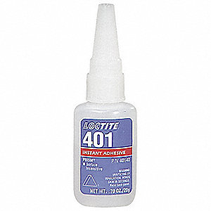 Instant Adhesive,20g Bottle,Clear