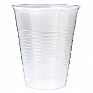 Disp. Cold Cup,9 oz.,Translucent,PK2500