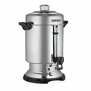 60 Cup Stainless Steel Commercial Percolating Urn
